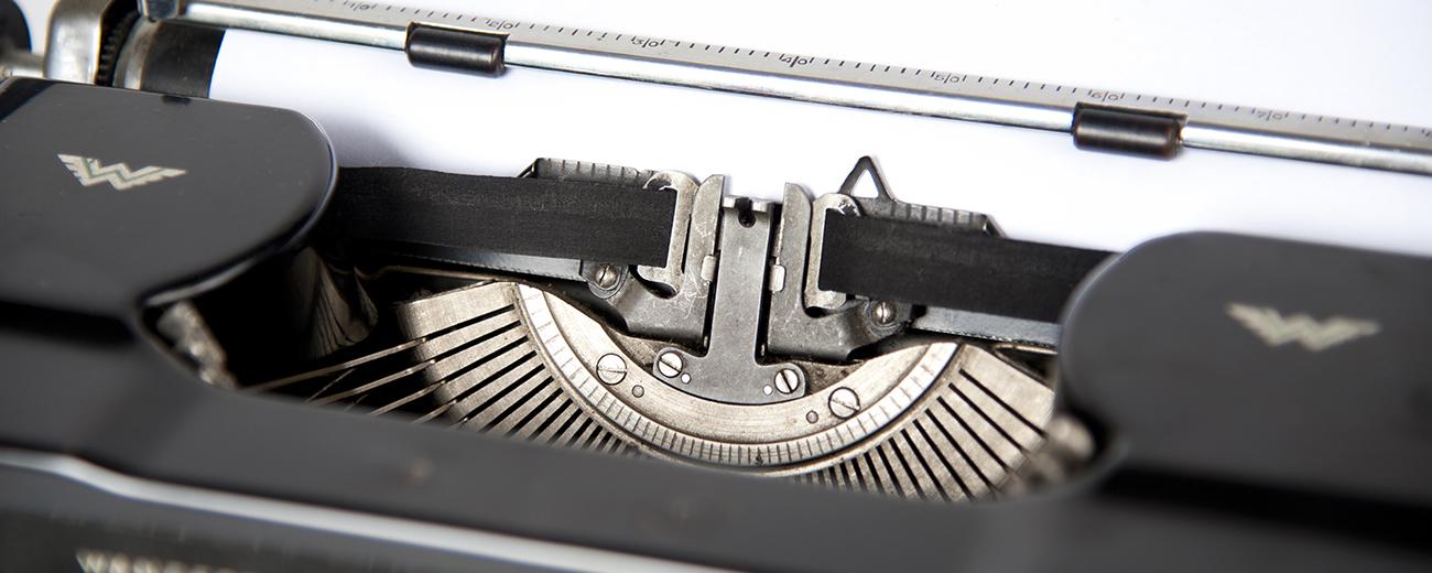 dieschreibmaschine